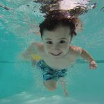 od kiedy z dzieckiem na basen